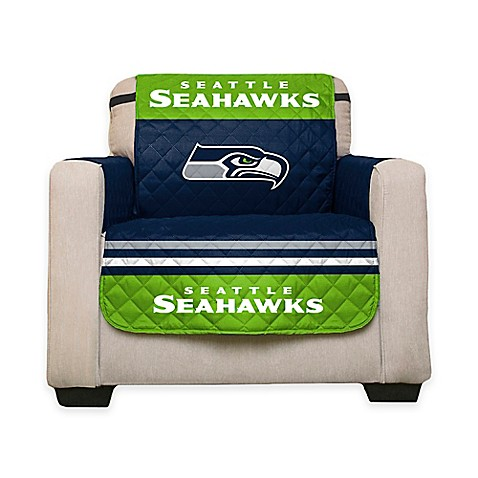 Nfl Seattle Seahawks Chair Cover Bed Bath Amp Beyond
