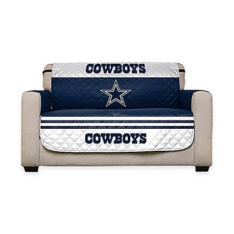 Nfl Dallas Cowboys Love Seat Cover Bed Bath Amp Beyond
