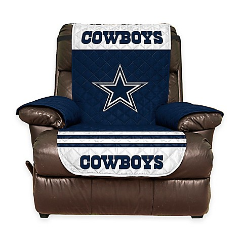 Nfl Dallas Cowboys Recliner Cover Bed Bath Amp Beyond