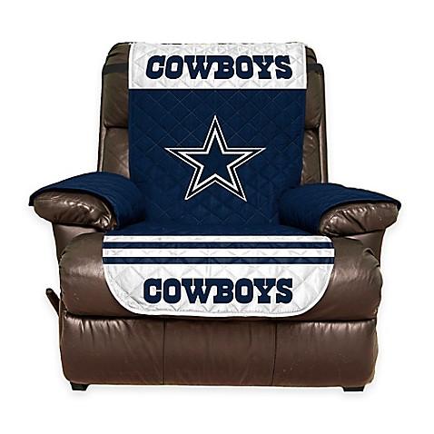 . NFL Dallas Cowboys Recliner Cover   Bed Bath  amp  Beyond