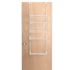 image of Over-the-Door Household Organizer™ Compact Pantry Rack