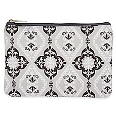 image of The Bumble Collection™ Le Chateau Multi-Use Zipper Bag in Majestic Slate