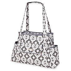 image of The Bumble Collection™ Rachel Roundabout Diaper Bag in Majestic Slate