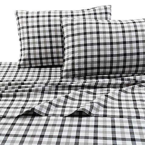 Plaid Flannel Sheets Bed Bath Beyond