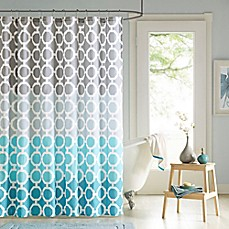 Teal Shower Curtains Bed Bath Beyond