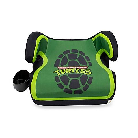 kidsembrace nickelodean teenage mutant ninja turtles backless booster car seat buybuy baby. Black Bedroom Furniture Sets. Home Design Ideas