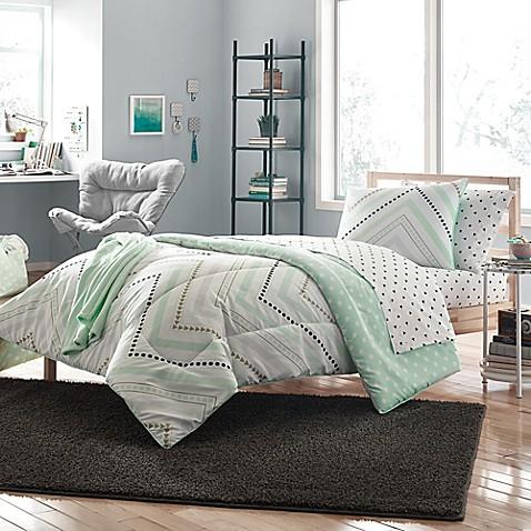 nikki 7-9 piece comforter set - bed bath & beyond