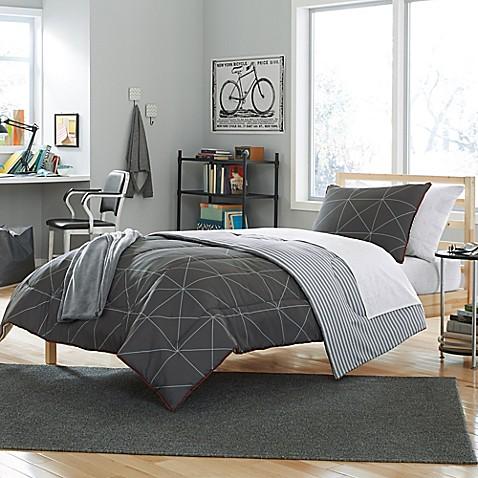 jaymes 7piece twintwin xl comforter set - Twin Xl Comforters