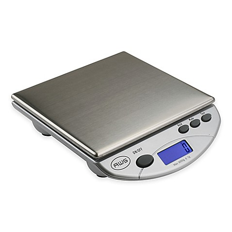 American Weigh Scales Digital Kitchen Postal Scale Bed Bath Beyond