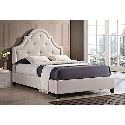 Baxton Headboard Bed Bath Beyond