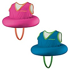 image of Aqua Leisure® Deluxe Tot Trainer with Safety Strap