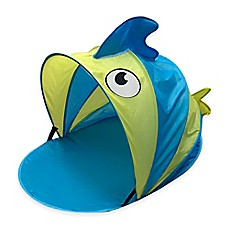image of Aqua Leisure® Fish Sunshade Baby Mat