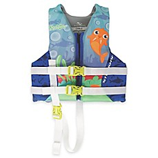image of Coleman® Stearns® Child's Walrus Hydroprene Vest in Blue