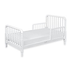 image of DaVinci Jenny Lind Toddler Bed in White
