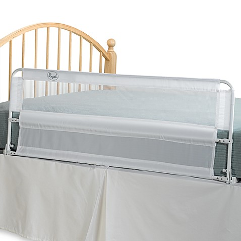 Hide Away Extra Long 54 Inch Portable Bed Rail By Regaloreg