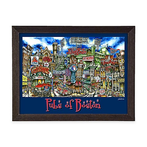 Buy Pubs Of Boston Framed Wall Art From Bed Bath Beyond
