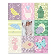 image of Easter Panels Digitally Printed Canvas Wall Art