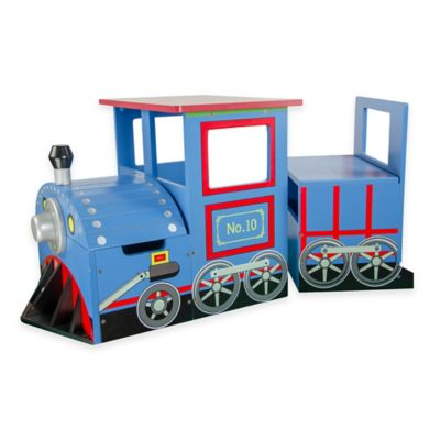 Teamson Kids Train Desk and Chair Set buybuy BABY