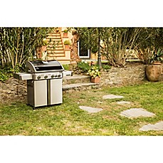 image of Napoleon Triumph T495 5-Burner Propane Grill in Black
