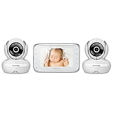 image of Motorola® MBP38S-2 Digital Video Baby Monitor with 2 Cameras