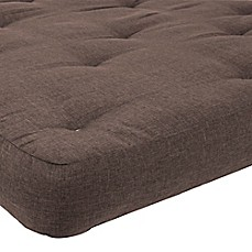 image of serta   redbud 8 inch thick futon full mattress futon mattresses   bed bath  u0026 beyond  rh   bedbathandbeyond
