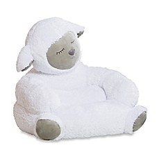 image of Trend Lab® Lamb Children's Plush Character Chair