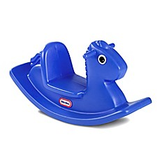 image of Little Tikes® Rocking Horse in Blue