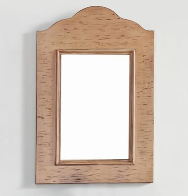 image of James Martin Furniture Copper Cove 23-Inch Mirror in Driftwood Patina