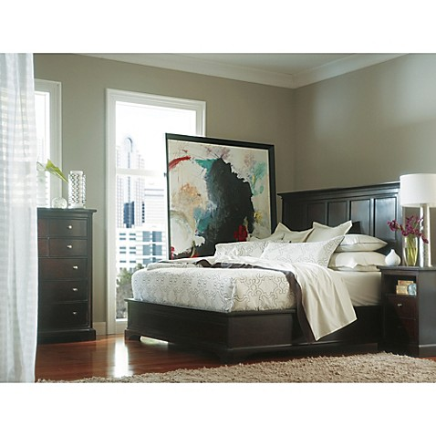 Transitional Bedroom Furniture stanley furniture transitional bedroom furniture collection - bed