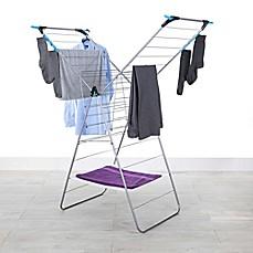image of minky homecare xtra xwing indoor drying rack