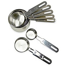 image of Endurance® Stainless Steel Measuring Utensils with Long Handles