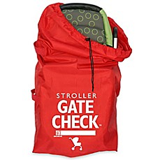 image of J.L. Childress Gate Check Bag for Standard and Double Strollers