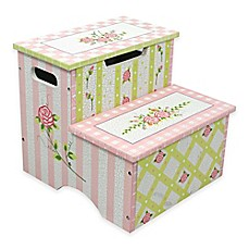image of Teamson Fantasy Fields Crackled Rose Kids Step Stool  sc 1 st  buybuy BABY & Shop Baby Step Stools Kids Step Stools - buybuy BABY islam-shia.org