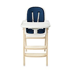 image of OXO Tot® Sprout™ High Chair in Navy/Birch