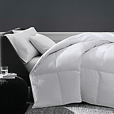 image of The Seasons Collection® Extra Warmth Down Cotton Jacquard Comforter