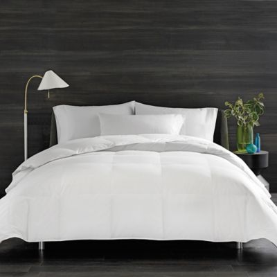 image of Real Simple® Solid Down Alternative Comforter