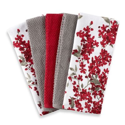 Kitchen Towels Towel Sets Dish Cloths Bed Bath Beyond