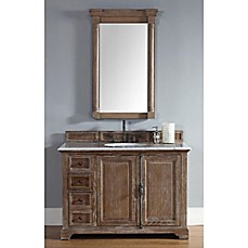 image of James Martin Furniture Providence 47.5-Inch Single Vanity in Driftwood