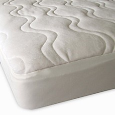 image of Forty Winks™ Omni Plush™ Organic Cotton Mattress Pad