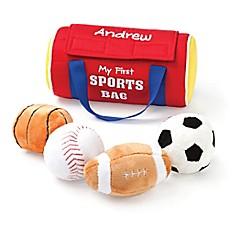 image of Gund® My First Sports Bag Play Set