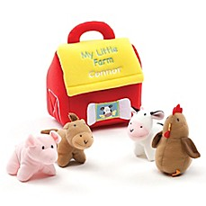 image of Gund® My First Little Farm Play Set