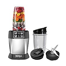 Nutri Ninja® 8 Piece One Touch Intelligence Extractor Blender Set With Auto