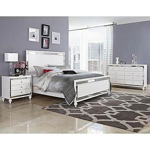 Verona Home Serendipity 3 Piece Queen Bedroom Set Bed Bath Beyond