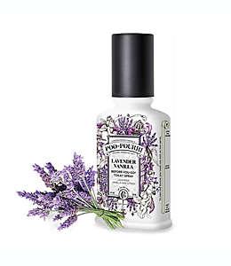 Poo-Pourri® Before-You-Go® Desodorante en aerosol para baño, 4 oz. (118.29 mL) en aroma lavanda vainilla