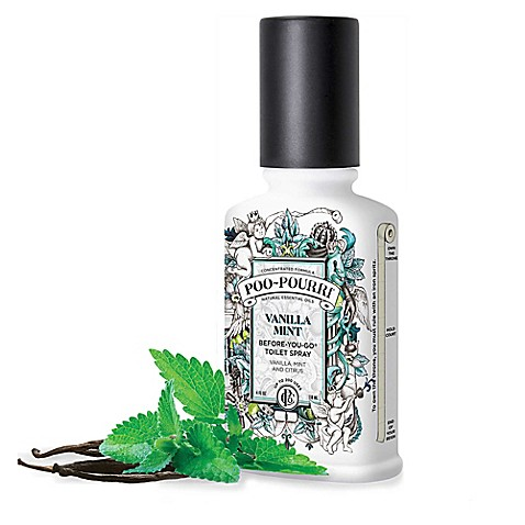 Details Poo Pourri - Before You Go Toilet Spray - Deja Poo ml (4oz) Leave the toilet smelling better than you found it. Spray it around before ya bobby brown! Poo-Pourri is a blend of essential oils that virtually eliminates bathroom odors!