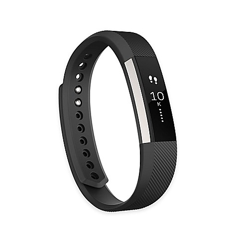 Fitbit® alta™ Small Fitness Wristband in Black