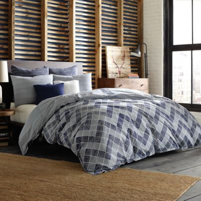image of Studio 3B™ by Kyle Schuneman Reversible Flynn Duvet Cover