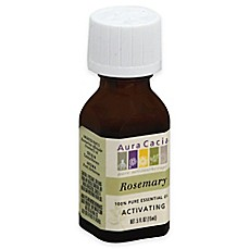 image of Aura Cacia® 0.5 oz. Pure Essential Oil in Rosemary