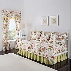 image of waverly emmau0027s garden reversible 5piece daybed bedding set
