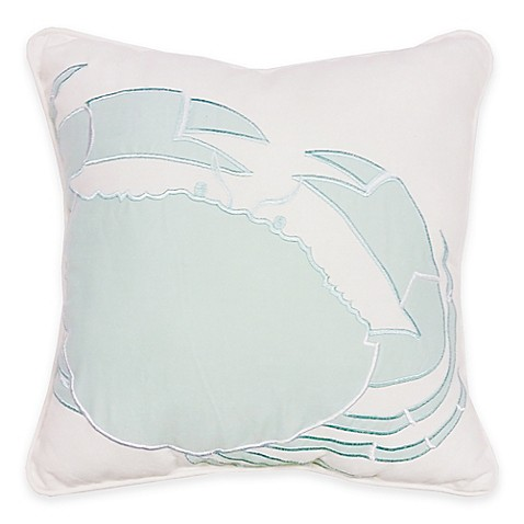 Bed Bath And Beyond Blue Throw Pillows : Buy Sandbridge Beach House Square Throw Pillow in Blue from Bed Bath & Beyond